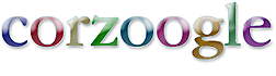 logo for corzoogle; fast realtime personal search engine from corz.org - FREE Version