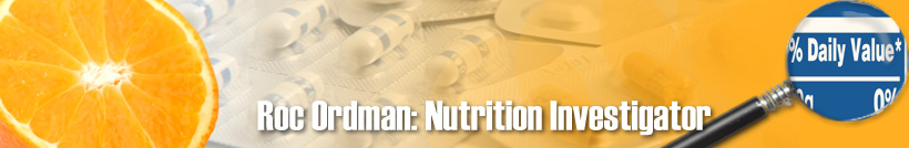 "Special Science issue ""Diet and Health"" from Roc Nutrition Investigator"